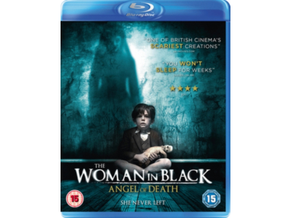 The Woman In Black 2 - Angel Of Death Blu-Ray