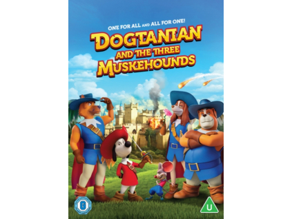Dogtanian & The Three Muskehounds (DVD)