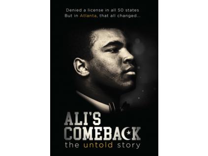 Alis Comeback: The Untold Story (DVD)