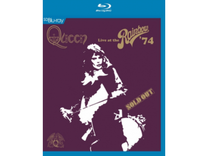 QUEEN - Live At The Rainbow 74 (Blu-ray)