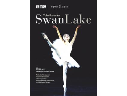 TCHAIKOVSKY - Royal Swedish Ballet (DVD)