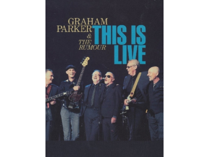 GRAHAM PARKER - This Is Live (DVD)