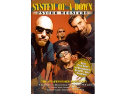 SYSTEM OF A DOWN - System Of A Down (DVD)