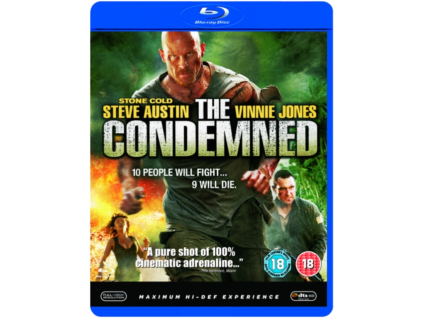 The Condemned Blu-Ray