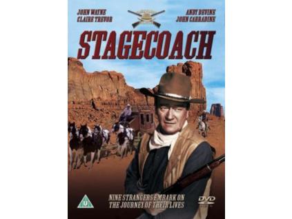Stagecoach DVD