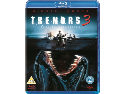 Tremors 3 - Back To Perfection Blu-Ray