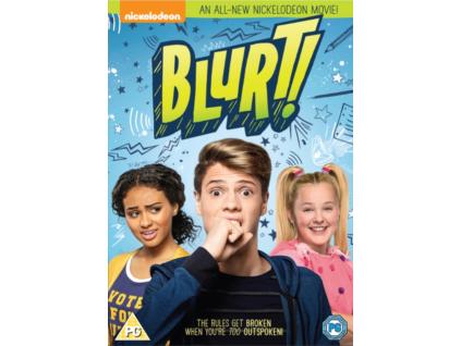 Blurt DVD