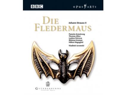STRAUSS - Glyndebournelpojurowski (DVD)