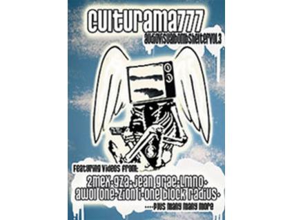 AWOL ONE CULTURAMA777 - Audiovisual Bombshell  Vol 3 (DVD)