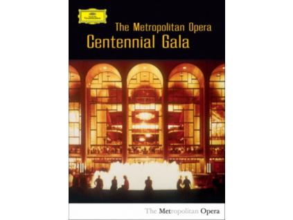 METROPOLITAN OPERA - Centennial Gala (DVD)