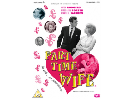 Part Time Wife DVD