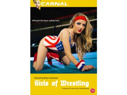 Girls of Wrestling DVD