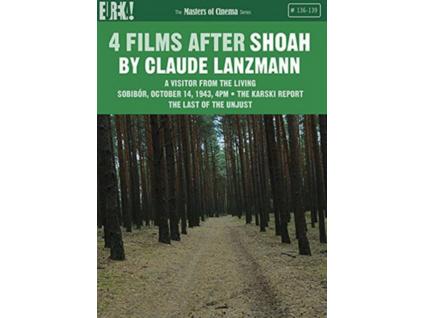 4 Films After Shoah DVD