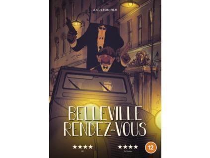 Belleville Rendez-Vous (DVD)