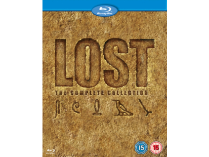 Lost - Season 1-6 Complete Boxset (Blu-Ray)