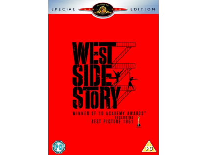 West Side Story (Special Edition) (1961) (DVD)