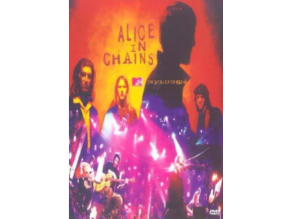 Alice In Chains-Unplugged. (DVD)