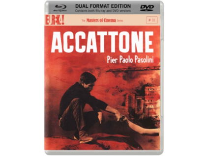 Accattone / Comizi D'Amore (Masters of Cinema) (DVD & Blu-Ray)