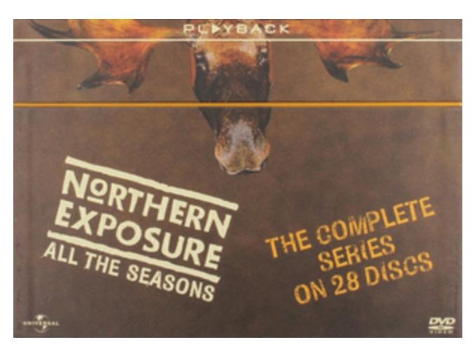 Northern Exposure - Season 1-6 Complete (DVD)