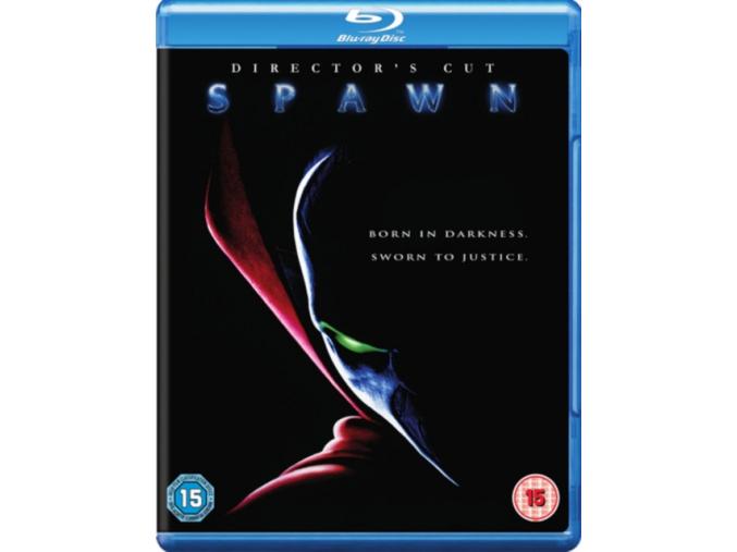 Spawn [Blu-ray] [1998] (Blu-ray)