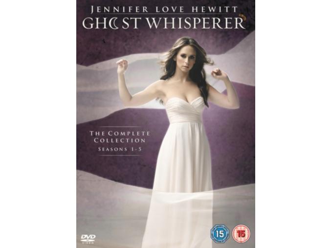 Ghost Whisperer - The Complete Seasons 1-5 (DVD)