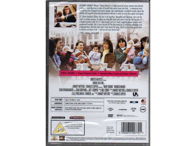 Baby Boom (1987) (DVD)