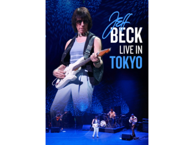 Jeff Beck - Live in Tokyo (Live Recording/DVD)