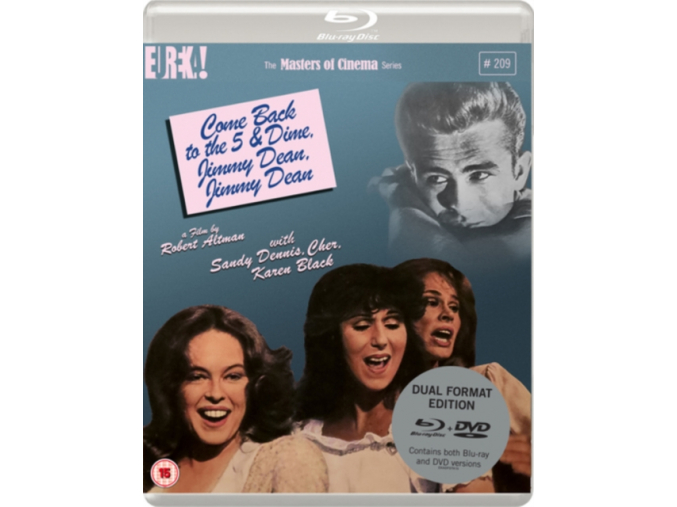 Come Back To The 5 & Dime  Jimmy Dean  Jimmy Dean (1982) [Dual Format Blu-ray and DVD]