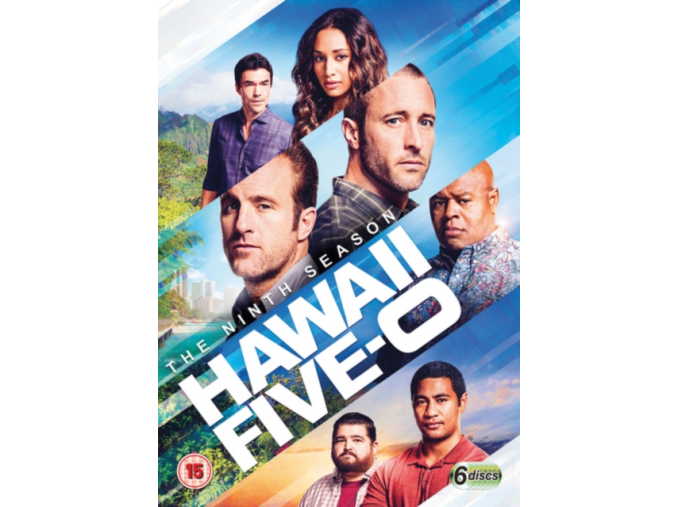 Hawaii Five-O (2010): The Ninth Season Set (DVD)