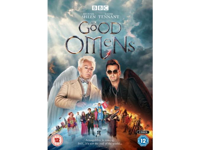 Good Omens (2019) (DVD)