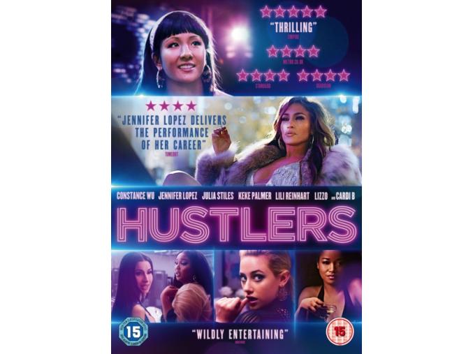 Hustlers (DVD)