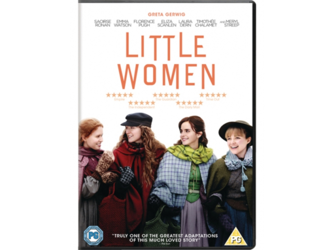 Little Women (2019) [DVD]