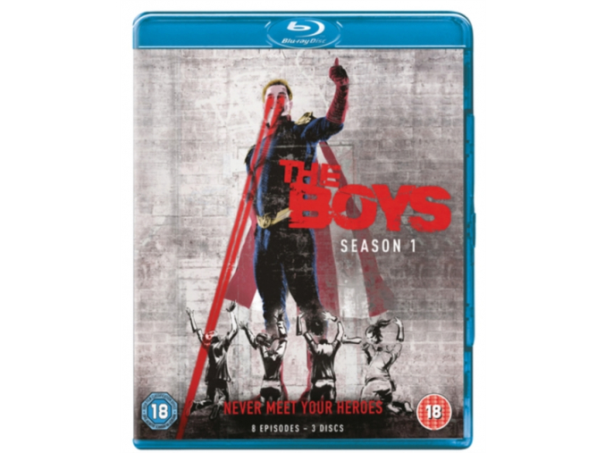 Boys. The (2019) - Season 1 (Blu-ray)