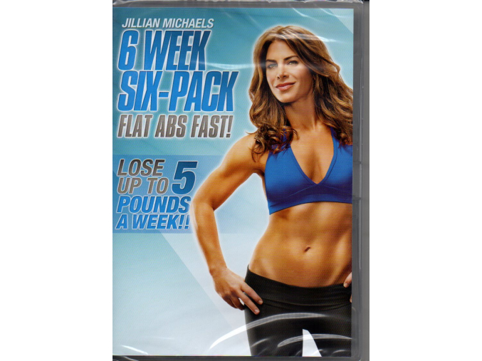 Jillian Michaels - Six Week Six-pack (DVD)