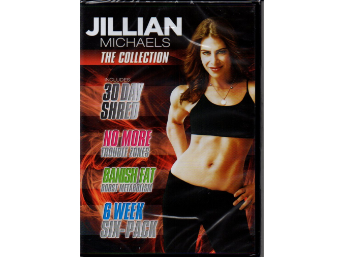 jillian michaels the collection dvd