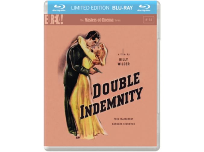 Double Indemnity [Masters of Cinema] (Blu-ray)