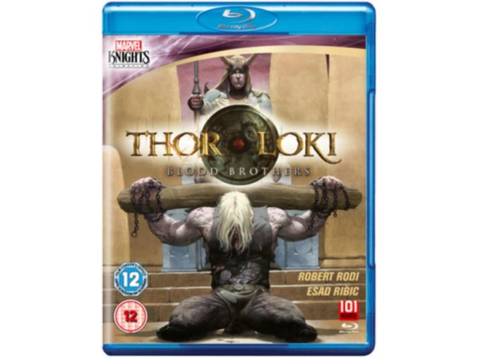 Thor and Loki: Blood Brothers [Blu-ray]
