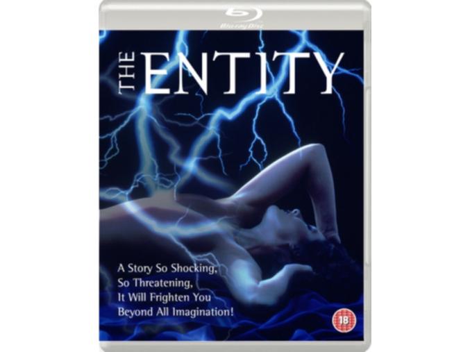 The Entity (Blu-ray)