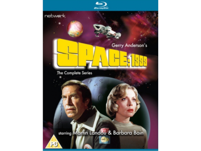 Space: 1999: The Complete Series [Blu-ray] (Blu-ray)