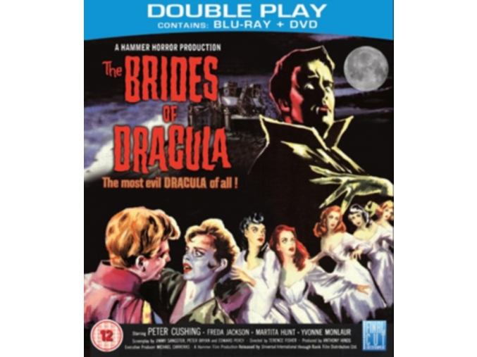 The Brides of Dracula (1960) (Blu Ray + DVD Double Play)
