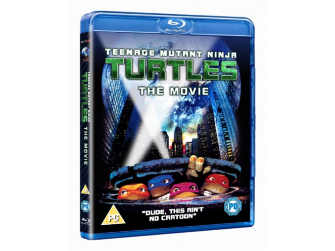 Teenage Mutant Ninja Turtles - The Original Movie (Blu ray)