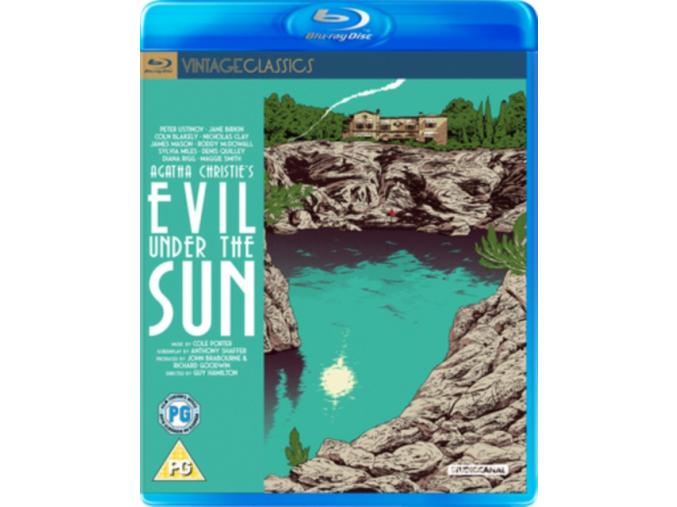 Evil Under The Sun [Blu-ray] (1982)