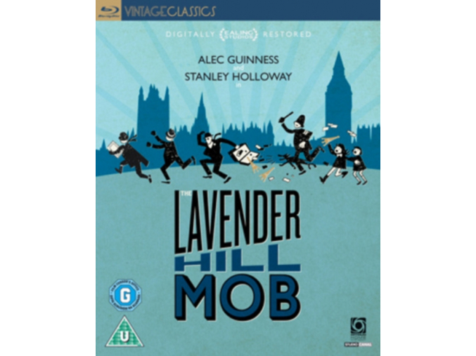 The Lavender Hill Mob (60th Anniversary Edition) (Blu-ray)