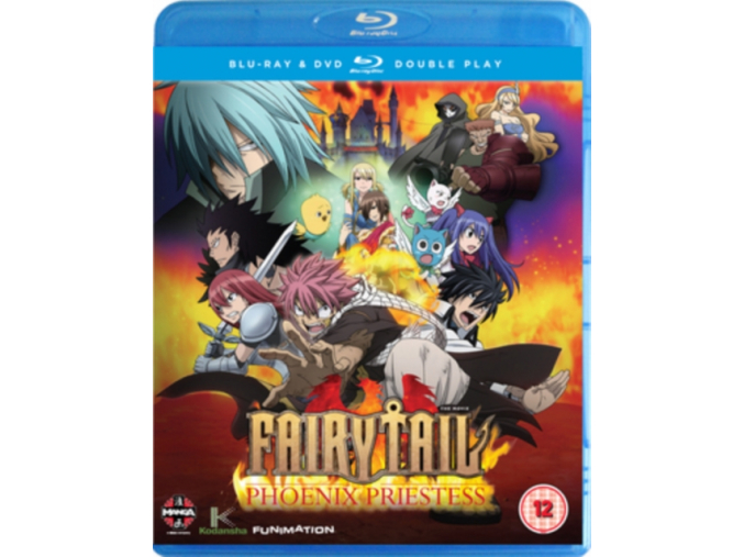 Fairy Tail The Movie: Phoenix Priestess (Blu-ray)