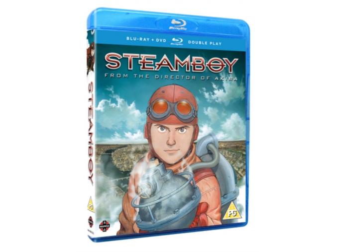 Steamboy - DVD/Blu-ray Double Play (Blu-ray)