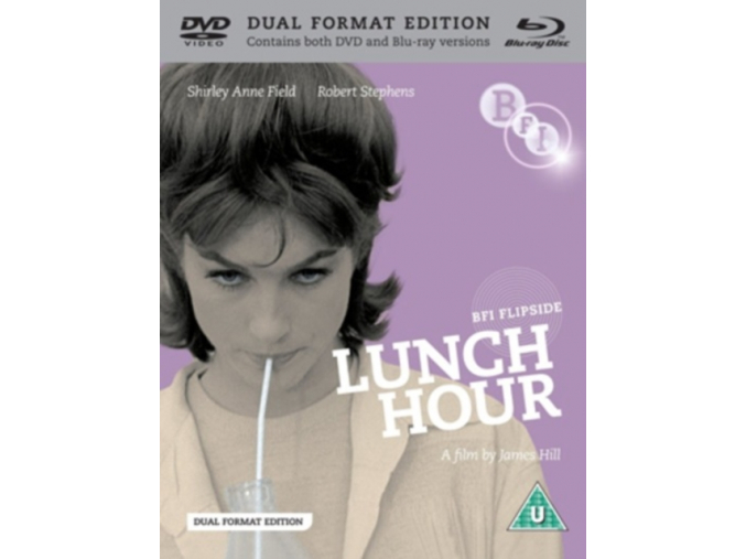Lunch Hour (Blu Ray and DVD)