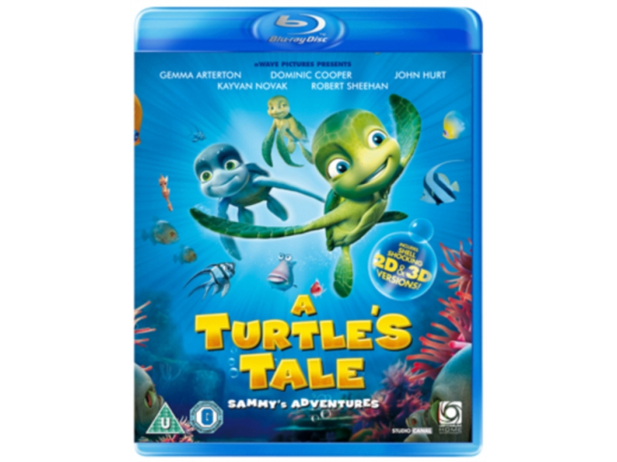 A Turtle's Tale: Sammy's Adventures -1 Disc (Blu-ray)