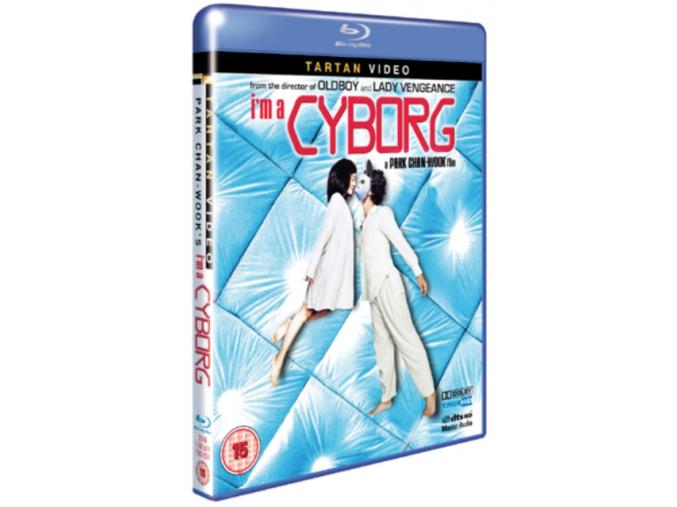 Im A Cyborg (Blu-Ray)