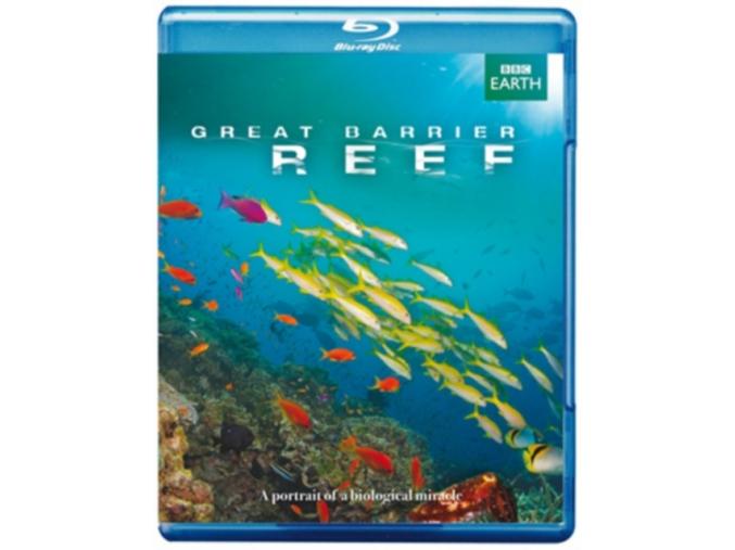 Great Barrier Reef (Blu-Ray)