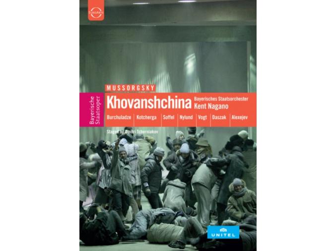Mussorgsky - Khovanshchina (Blu-Ray)
